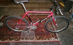 "Panasonic Vintage Mountainbike 26"" Mountain Cat 4500 | Shimano Deore | Daumenschaltung | schöner Zustand"