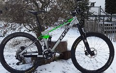 Cube Stereo 140 HPA Race 27.5 2015 18 Zoll