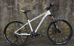 Ghost Kato X6 - 120mm Hardtail Mountainbike - wie neu