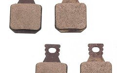 Brakepads.de Bremsbelag replacement Magura 8.P MT 5 MT 7 MT Trail semi-metallisch