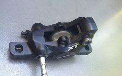Shimano XT BR-M785 Scheibenbremse Bremssattel schwarz
