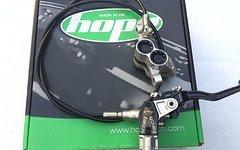 Hope Tech M4 VR + 'HR + 203mm 6 Loch Floating Scheiben