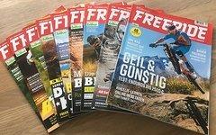 Freeride Magazin Zeitschriften