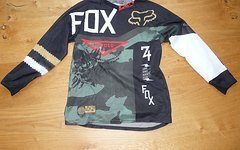 Fox Bike Shirt Trikot Youth