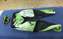 Alpinestars MX Downhill HOSE 32 YT Enduro KONA Rock Shox FOX 40