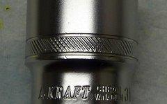 """Stecknuss Vielzahn 31mm, A. Kraft, 1/2"""""""