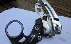 Shimano Umwerfer XT FD-M770E 9-fach Top Swing E-Typ
