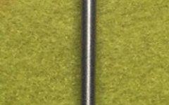 Kcnc Titan Schnellspanner 24g schwarz Hinterrad MTB