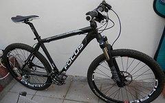 Focus Black Raider Fox XT-Ausstattung - RH 48cm