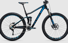 Cube Stereo 140 Race 29 Carbon