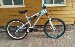 Ns Soda 2013 Freeride Enduro Downhill wie NEU !!!!