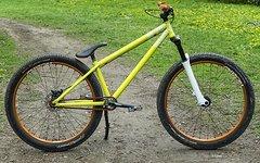 NS Bikes Majesty Custom