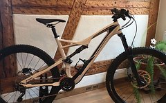 Specialized Stumpjumper FSR Comp Carbon 650B NEU SONDERPREIS!