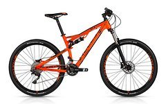 Kellys Bicycles Tyke 10 17 RS Monarch DEORE/SLX UVP 1499.-
