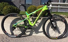 Rocky Mountain Instinct 950 MSL Gr. L 29'er (incl. PIKE RCT3 dual pos. air)