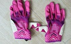 OBG - Original Battle Gear Downhill / MX Handschuhe #irgendwie lila, M