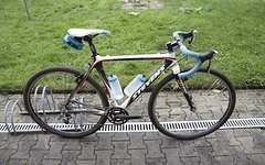 Stevens Cyclocross Team Bike