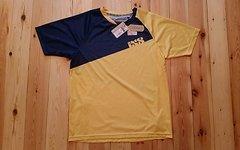IXS Trikot Progressive 6.1 Trail Jersey Yellow Größe: L