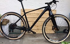 Ghost Lector LC 5 mit Spank Oozy trail 295/Hope Pro 4 Laufradsatz