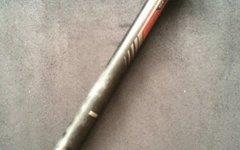 Scott Comp, zero offset Sattelstütze, 31.6mm/400mm