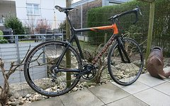 Storck Scenario C 1.1, 59 cm, Carbon/Orange