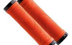 Race Face GRIP LOCK-ON SNIPER W/LOCKS orange schmaler,komfortabler Fahrradgriff