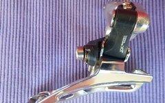 Shimano Modell 737 Schelle 28. 6 für klassische Stahlrahmen