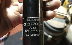 Kind Shock Dropzone 31,6   mit 100mm Hub