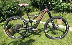 "Specialized Stumpjumper FSR Expert Carbon 27,5"" M 2016"