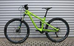 Norco C7.2 Carbon Komplettbike 2017 Testbike Größe S
