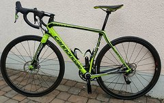 Cannondale Synapse High Mod Carbon Disc DI2 ready RH 54 NP 3599€