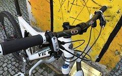 Yeti ASR 5 Fully MTB Shimano XTR Fox Carbon HB Leichtbau 130mm