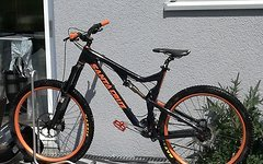 Santa Cruz Bronson CC Carbon L - Sonderedition