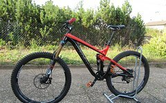 Trek Slash 9 27.5 2014 18,5 (M)