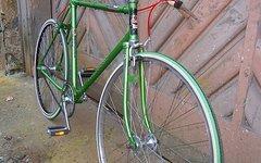 Tarpan Vintage Rennrad Singlespeed / Fixie | Tarpan Luxus | Neuaufbau