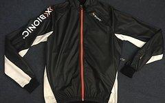 X-Bionic Spherewind Jacket Gr. M schwarz/orange PREIS UPDATE