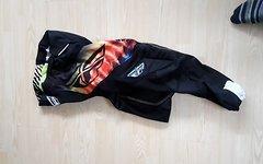 Fly Racing Lite Hydrogen LTD Hose tie-dye-schwarz