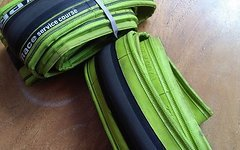 Michelin Pro3Race Reifen schwarz/grün