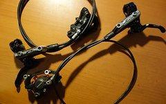 Shimano XT Scheibenbremse BL-M785 VR+HR