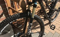 Cannondale Rush 1 29er Medium 2015/16 Fox CTD Schwarz