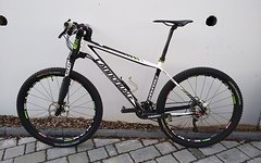 "Cannondale Flash 2 Carbon Teamedition, 26"" Größe M oder TAUSCH!!!"