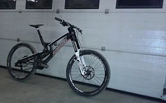 Santa Cruz V10.4 XL CARBON 2014 E13 SAINT BOXXER WORLDCUP