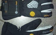 Thermoheat Beheizbarer Handschuh Gr.9