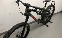 Cannondale Bad Habit Carbon 2 Custom, Eagle XX1, Carbon Lefty 88, Guide Ultimate