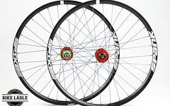 Spank Spike 33 Race 650b EVO Laufradsatz mit Hope Pro 4 Naben / Enduro ,Freeride ,Downhill