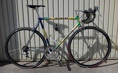 Francesco Moser Rennrad