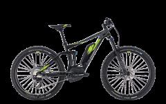 Cube Stereo Hybrid 140 Race 500 27.5 black´n´green 2018
