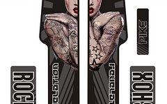 Rock Shox Revelation Decals