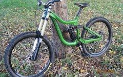Kona Operator DH Bike Größe M