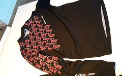 Liteville / Maloja liteville/maloja long sleeve jersey size S